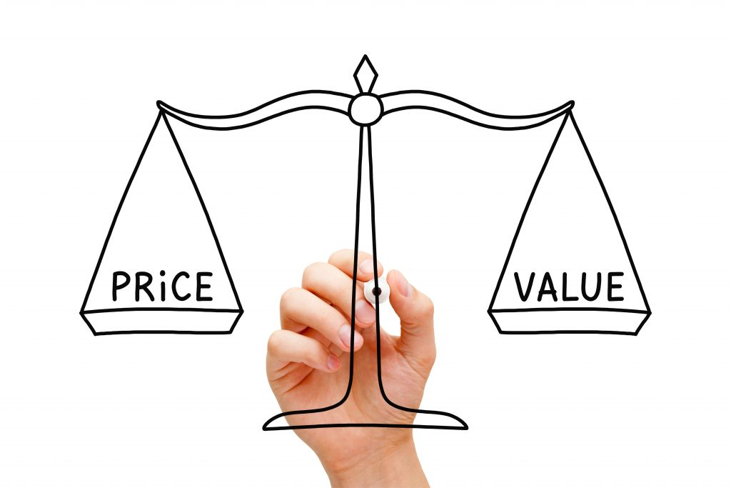 Dealavo Smart Prices - price monitoring. Price vs value